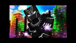 Minecraft animação com rap do pantera negra