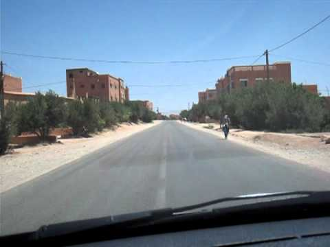 Road Out of Marrakech