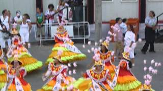 Rio de Janeiro - Sambòdromo & Desfiles das Escolas de Samba Mirins 4 Marz 2014 €MIZ@P