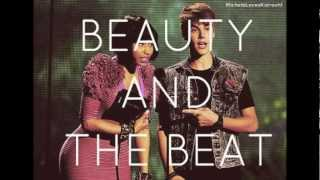 Justin Bieber ft. Nicki Minaj - Beauty And A Beat (Official Instrumental)