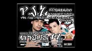 2013.04.19-20 - Malom Klub - P.J.Z - Vár Egy Érintés Lemezbemutató Tour & BONUS TRACK Retro Party