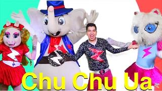 Chu Chu Ua, Chu Chu Wa - Paco Becris y su Megafantastico Show
