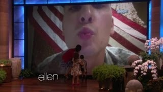 Video - Exclusive! Military Reunion on The Ellen Show