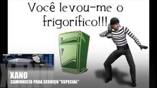 Você levou-me o frigorifico!!!