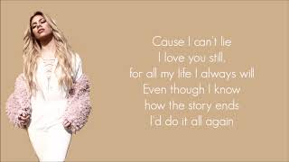 Fifth Harmony - All Again (Lyrics)