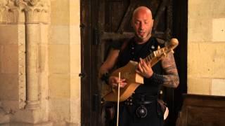 Luc Arbogast The voice 2 . Unique Chanteur medieval ! a must see !