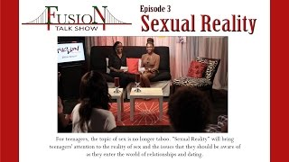 "Fusion Talk Show | S1E3 ""Sexual Reality"" Commercial"