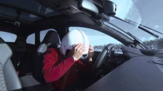 Audi quattro® ice track challenge
