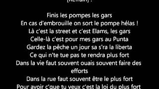 Elams - Traumatise #2 (Paroles/Lyrics)