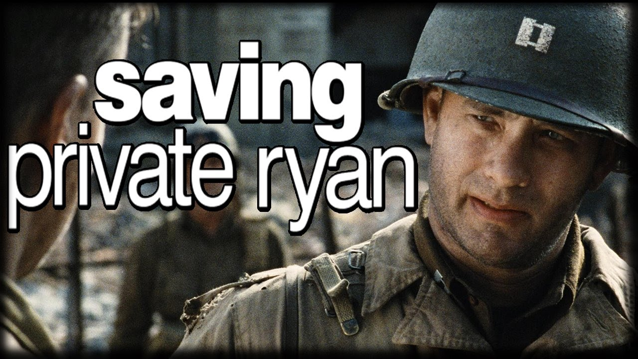 History Buffs : On the War Movie - Saving Private Ryan