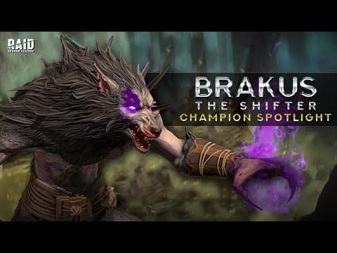 Champion Spotlight: Brakus + New Login Rewards and Free Legendary I Raid Shadow Legends