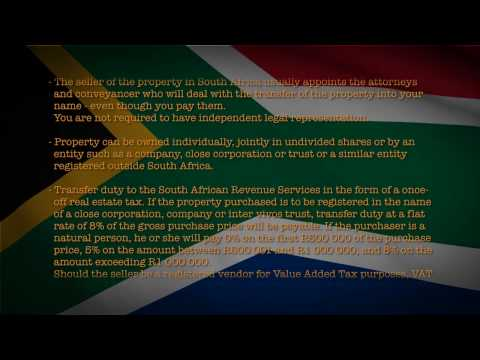 Owning Property In South Africa – Overview