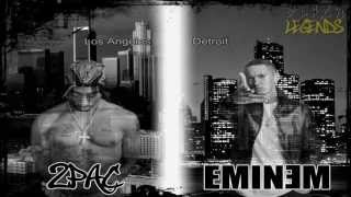 2Pac & Eminem - When I'm Gone (Remix) (Legendado)