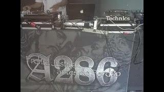 A286 - Insônia (ao vivo) aniversário 2 anos Rap Legítimo