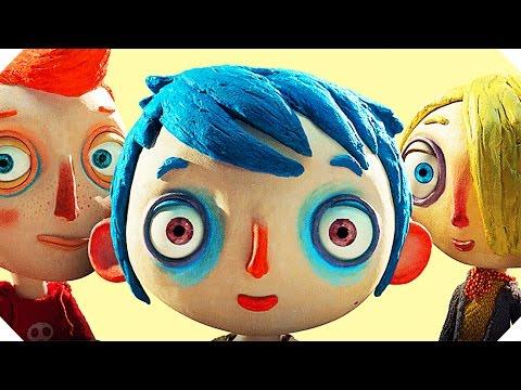 MY LIFE AS A ZUCCHINI Trailer