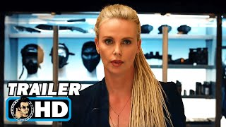 THE FATE OF THE FURIOUS Official Trailer #1 (2017) Vin Diesel, Charlize Theron Action Movie HD