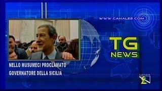 Tg News 18 Novembre 2017