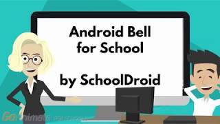 School Bell with mp3