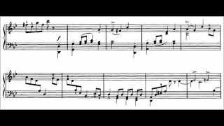Camille Saint-Saens - Etude pour la main gauche seule Op. 135 No. 4 (audio + sheet music)