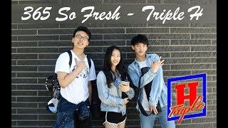 Triple H (트리플H) - 365 So Fresh||||Dance Cover By TeTRA