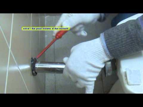Come sostituire la guarnizione del wc tutto per casa - Guarnizione scarico lavandino cucina ...