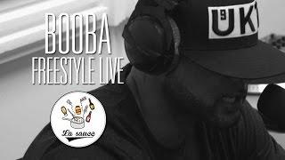 BOOBA - #LaSauce: Freestyle Live sur OKLM Radio