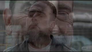 The Walking Dead - Rick tells Negan about Carl