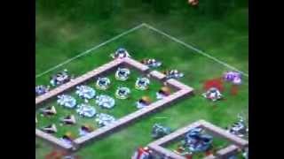 BACKYARD MONSTERS- Gran ataque!!!!