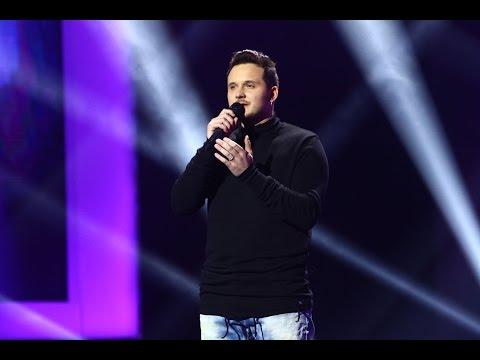"""Blue - """"Breathe easy"""". Marcel Roșca din a doua gală live X Factor!"""