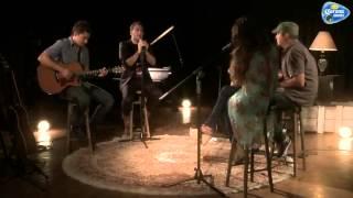 Beatriz Luengo con Reik   La Ley de Newton Acústico Corona Music)