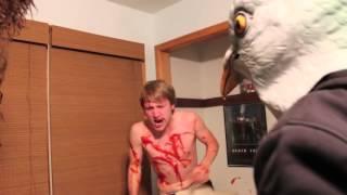 Psycho Dad Chainsaws Psycho Kid