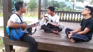 Segalanya cover Am ft Zul and Jatjiqq