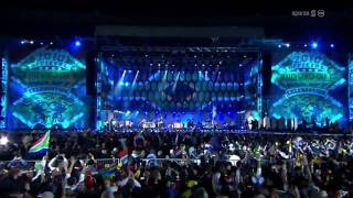 Black Eyed Peas - I'VE GOTTA FEELING (Fifa World Cup 2010 Live)