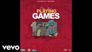 Troy Ave - Playing Games