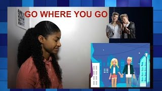 """Marcus and Martinus """"Go Where You Go"""" Music Video Reaction"""