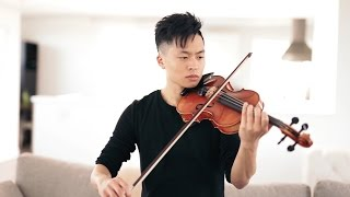 Something Just Like This - The Chainsmokers & Coldplay - Violin cover by Daniel Jang