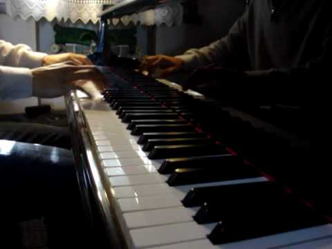 Comment jouer le générique de Rawhide au piano