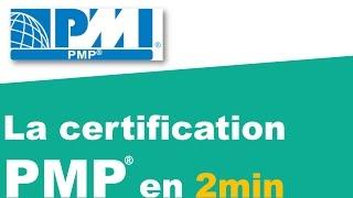 Tout savoir sur la certification PMP en moins de deux minutes