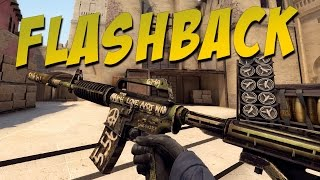 CS:GO - M4A1-S | Flashback Gameplay