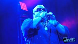 "CeeLo Green aka Gnarls Barkley performs ""Crazy"" live at The Howard Theatre"