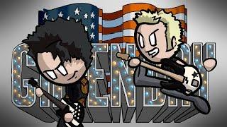 Green Day ANIMATED - Bang Bang