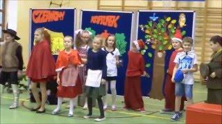 Przedstawienie klasy IIIa - fragmenty piosenek
