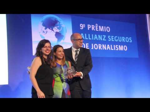 Imagem post: Prêmio Allianz de Jornalismo 2016