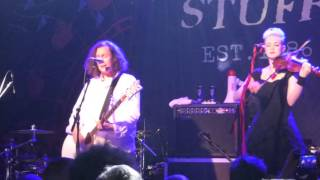 The Wonder Stuff Circlesquare live at the Academy Dublin 10th of March 2016