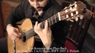 João Kouyoumdjian Plays Bach. Cello Suite No. 1 in G Major, BWV 1007: I. Prélude