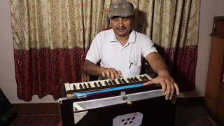 फूलकाे थुँगा बहेर गयाे   ......हार्माेनियममा ,How to play phulako thunga Tara devi  harmonium