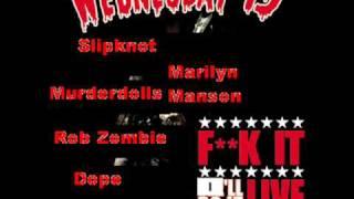 Marilyn Manson - Cryptorchid (Live)