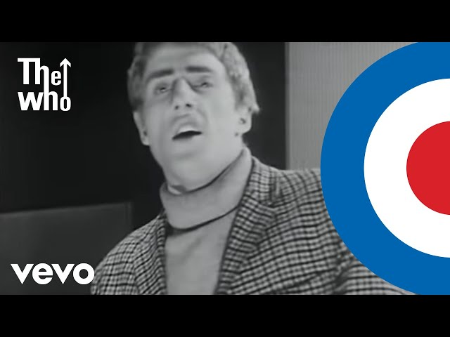 "Video de ""I can't explain"" de The Who"