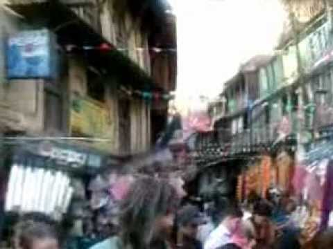 Deewali festival market sights and sound – Kathmandu