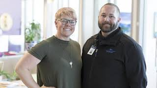 Sean Talley and Brandy Lee | Street Smarts Driving Passion for Better Patient Care